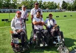تیراندازان ایران 7 سهمیه پارالمپیک کسب کردند