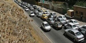 کدام محورهای شمالی ترافیک سنگین دارند؟