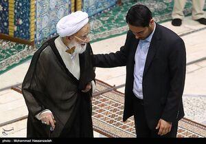 عکس/ مهمان خاص نماز جمعه این هفته تهران!