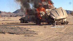 پاکسازی 20 نقطه در شمال استان صعده یمن/ کشته و زخمی شدن 200 تن از مزدوران سعودی + نقشه میدانی و عکس
