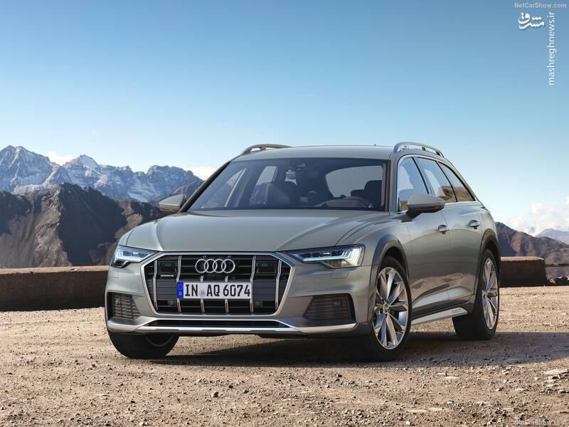Audi A6 allroad quattro (2020)