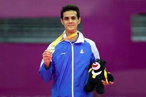 حسینی: طلای المپیک را میخواهم