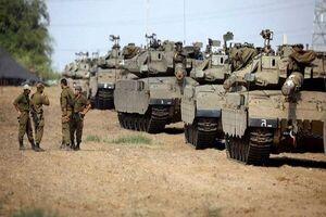 آماده باش ارتش رژیم صهیونیستی در مرز با لبنان