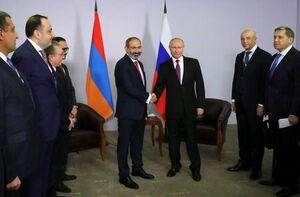 ارمنستان به دنبال خرید تسلیحات جدید روسی