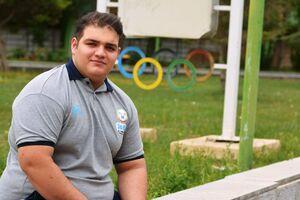 یوسفی برترین وزنهبردار جهان شد +عکس