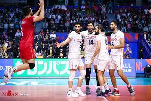 عکس/ بازگشت ملی پوشان والیبال به ایران