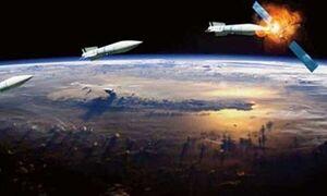 رزمایش فضایی