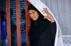 شلاق شرجی بر پیکر سیلزدگان خوزستانی