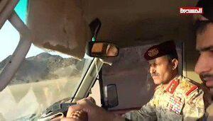 تحقیر عربستان توسط وزیر دفاع یمن +فیلم