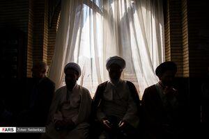 عکس/ مراسم بزرگداشت امام جمعه کازرون