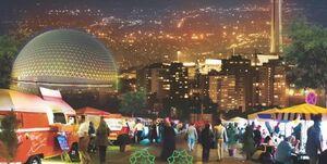 موافقت پلیس با اجرای طرح حیات شبانه در تهران