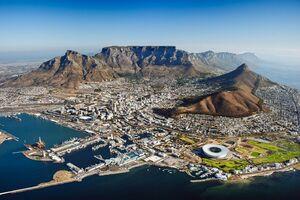 عکس/ حیرت انگیزترین منطقه توریستی جنوب آفریقا