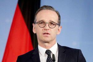 وزیر خارجه آلمان: با ظریف درباره مسائل منطقهای گفتگو کردیم