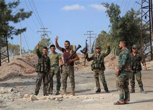 ماجراجویی جدید حامیان گروهکهای تروریستی/ پاسخ دندانشکن ارتش سوریه به حملات تروریستها در حلب + نقشه میدانی و عکس