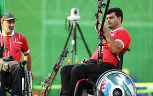 پناهندگی ورزشکار معلول ایرانی در هلند