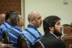 هفتمین جلسه دادگاه رسیدگی به اتهامات هادی رضوی و احسان دلاویز