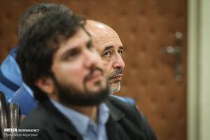 عکس/ هفتمین دادگاه پرونده هادی رضوی