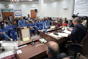 فیلم/ دادگاه متهمان ارزی زاهدان