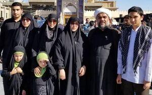فیلم/ بدون تعارف با همسر امام جمعه شهید کازرون