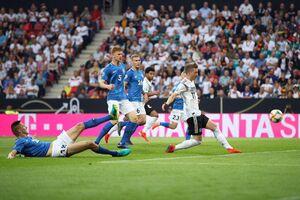 پیروزی آلمان، فرانسه، ایتالیا و بلژیک +نتایج