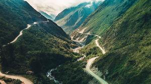 جاده یونگاس بولیوی