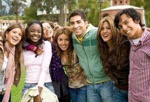 شبکه روابط جنسی در دبیرستانهای آمریکا / دانشآموزان رکورددار بیماریهای مقاربتی هستند + نمودار