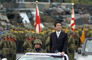 سفیر صلحی که تشنه تهاجمی کردن ارتش ژاپن است!/ جزییات افزایش برد موشکها، تعداد جنگندهها و بودجه نظامی سرزمین آفتاب تابان +عکس