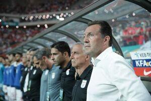 منتظر تغییرات اساسی ویلموتس در تیم ملی باشید/ تماشاگر از دیدن این فوتبال لذت میبرد