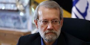 لاریجانی: ایرانی ها در برابر فشارهای آمریکایی ها مقاومت می کنند