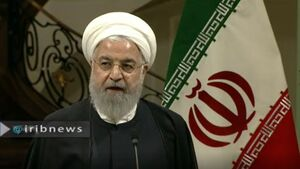 فیلم/ درخواست روحانی از نخست وزیر ژاپن