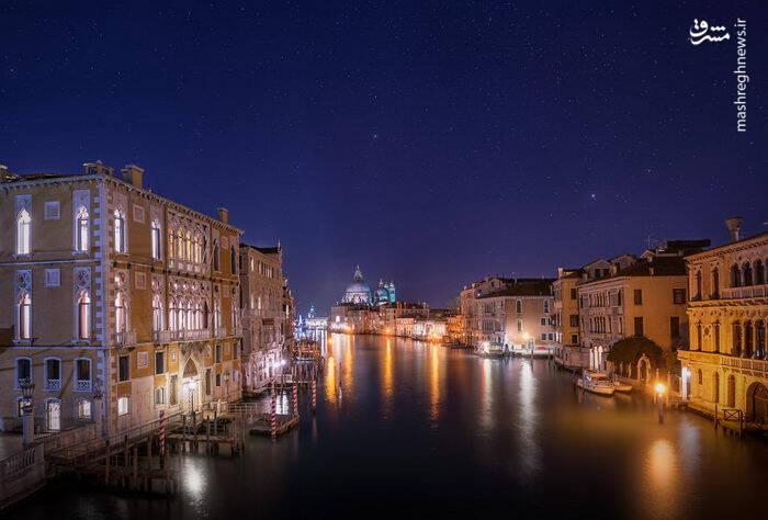 عکس/ شهری زیبا بر روی آب - 10