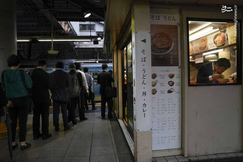 عکس/ متروی توکیو - 2