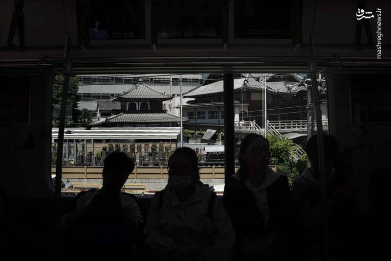عکس/ متروی توکیو - 8