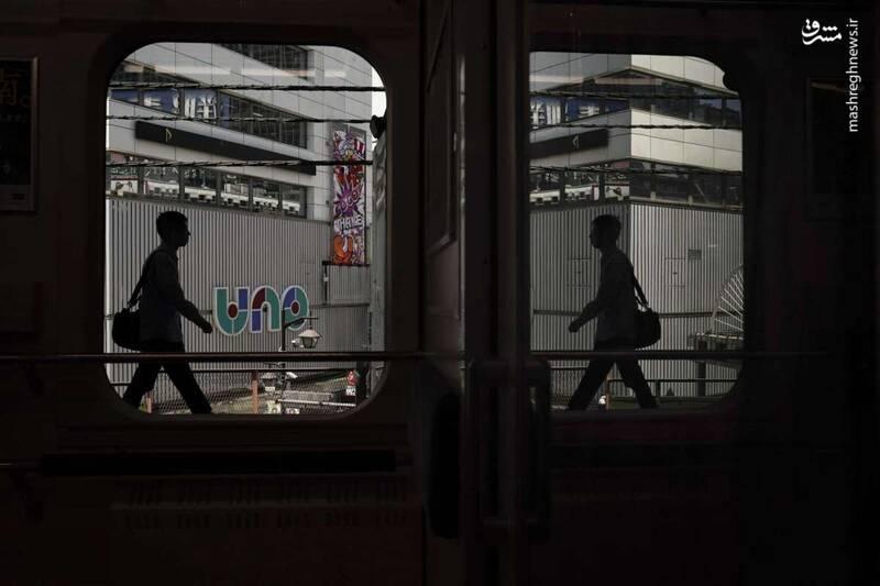 عکس/ متروی توکیو - 10