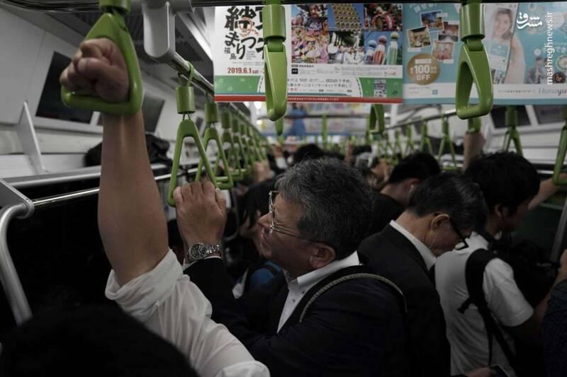 عکس/ متروی توکیو - 3
