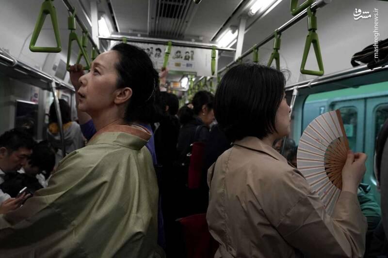عکس/ متروی توکیو - 0