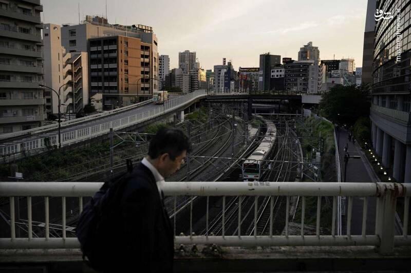 عکس/ متروی توکیو - 11