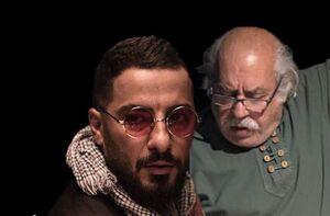 بهزاد فراهانی: دستمزد نوید محمدزاده یک میلیارد و دویست میلیون تومان است