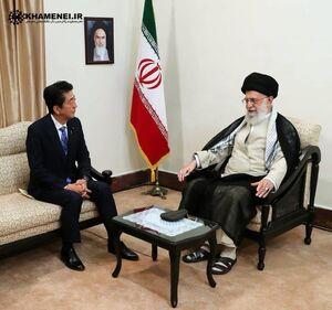 دو تصویر مشابه از رهبری و امام