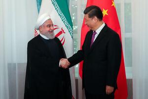 رئیس جمهور چین به روحانی اطمینان داد