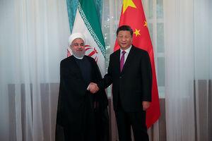عکس/ دیدار روحانی با رئیسجمهور چین