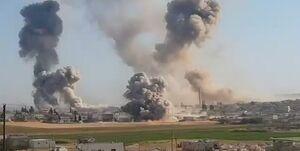 حمله جنگندههای روسی و سوری به نشست فرماندهان جبهة النصره