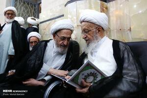 عکس/ مراسم بزرگداشت آیت الله محقق کابلی (ره)