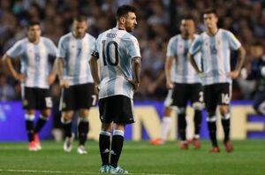 جنجال بازیکن پرحرف در تیم ملی آرژانتین