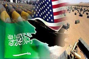 سلاحهای آمریکایی درانبارهای سعودی