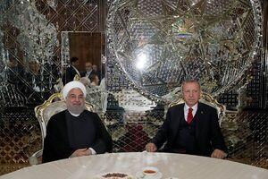 روحانی و اردوغان در دوشنبه دیدار کردند