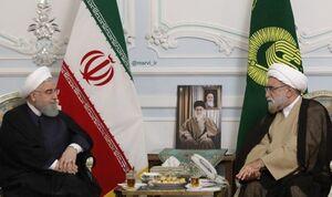 تاکید روحانی بر ارائه خدمات مطلوب به زائران علی ابن موسی الرضا (ع)/ مروی: آستان قدس خود را جدای از دولت نمیداند
