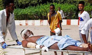 انفجارهای تروریستی در سومالی +عکس