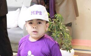 کودک معروف حادثه تروریستی مجلس کجاست؟ +عکس