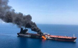 نیوزویک: اسرائیل، امارات و عربستان میتوانند عامل حادثه نفتکشها باشند